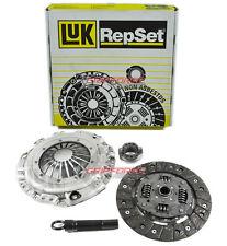 LUK CLUTCH KIT REPSET 98-05 VW BEETLE 2.0L 99-06 GOLF JETTA AEG BEV MK4 MODEL