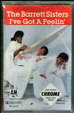I've Got a Feelin' by Barrett Sisters (Cassette)BRAND NEW FACTORY SEALED