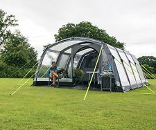 Kampa Ct3115 Hayling 6 Air Pro Inflatable Family Tent 2018