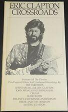 Eric Clapton - Crossroads 4 CD - Box Set incl Booklet. gut erhalten