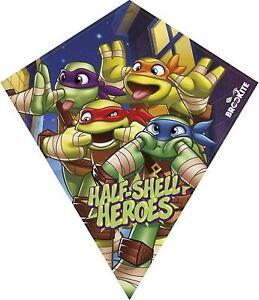 Brookite Teenage Mutant Ninja Turtles Heroes Kids TMNT Outdoor Fun Diamond Kite