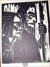 ARTE - Holzschnitte von EMIL NOLDE Catalogo Incisioni 1947 Bremen con Tavole
