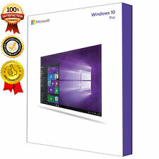 WINDOWS 10 PRO 32 / 64 BIT PRODUCT KEY & FULL  DOWNLOAD LINK Super fast delivery