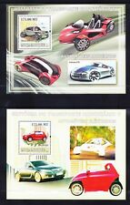 MOZAMBIQUE Michel 3125/39 History Rd Transport 5 sheetlet+5 MS superb u/m Eur100