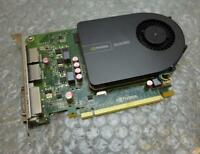 1GB Dell Nvidia Quadro 2000 Pci-E GDDR5 Double Displayport / DVI Graphics Carte