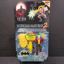 1999 Hasbro Batman Mission Masters 2 Hydro Assault Joker BRAND NEW IN BOX