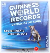 91981- Guinness World Records™ - Das verrückte Rekorde-Quiz #NEU in OVP#