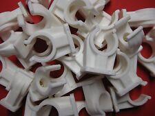 Stockschrauben Rohrclip Schelle Kupferrohr Ölleitung Clip Clips 5 Stück 10mm