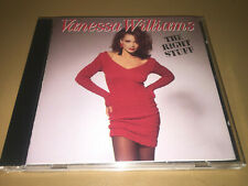 VANESSA WILLIAMS first CD the RIGHT STUFF hits DREAMIN he's got the look