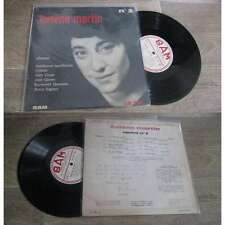 HELENE MARTIN - Récital N°2 Rare French LP 25cm French Pop