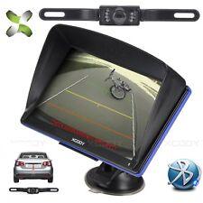"XGODY 7"" Car GPS Navigation System+Wireless Backup Reverse Camera Bluetooth 8GB"
