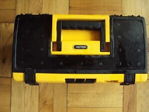 Keter Plastic Classic Portable Toolbox Sectional 15x8x8