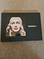 MADONNA - MADAME X Deluxe Album BOX SET Picture Disc, Cassette, Poster, Cd