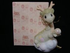 Precious Moments-Rare Japanese Dragon Exclusive-Good Fortune