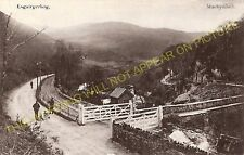 Esgairgeiliog Railway Station Photo. Machynlleth - Corris. Corris Railway. (5)