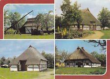 Freilichtmuseum Klockenhagen , Ansichtskarte -1988 gelaufen