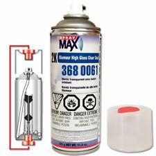 SprayMax 3680061, 2K Urethane Clear Coat, Aerosol