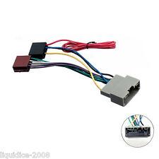 Ct20ch03 CHRYSLER GRAND VOYAGER 2008 specifiche per OEM ISO Cablaggio Adattatore Lead