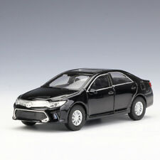 Welly 1:36 Toyota Camry Metal Diecast Model Car New Black