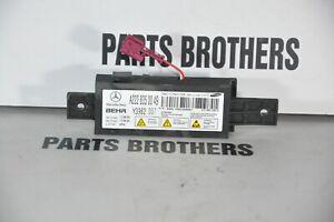Mercedes Benz S Class Module Ionizer Sensor A 2228350049