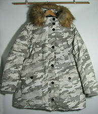 NWT Woman Within The Arctic Parka Coat Thinsulate Down Camouflage Plus 1X 22/24