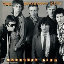 The Greatest Hits by The Boomtown Rats (Cassette, Columbia (USA))
