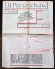 PRE GUERRA-TRA LEGGI E BAIONETTE-DEL 09-06-1934 N.1901