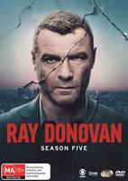 Ray Donovan Season 5 : NEW DVD