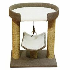 Rosewood Saffron Cat Scratching Post Tree Toy for Cats & Kittens Play Tower