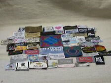 55 Clothing Label Tags -  Mixed Clothing Brands - Disney to BUM - Crafting Items