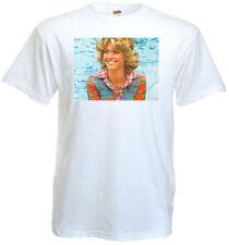 Olivia Newton-John autographed T-shirt white poster all sizes S...5XL