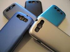Samsung Metallic Rigid Plastic Mobile Phone Cases/Covers