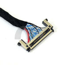 LVDS Cable 51Pin FI-R51P-S8 2ch 8-bit Dual Channel 48Bit for LCDTV Right Power U