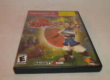 Jak and Daxter: The Precursor Legacy (Sony PlayStation 2, 2002) PS2 Fun Game