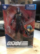 "Hasbro GI Joe Classified Series 6"" Classic Cobra Commander Figure"