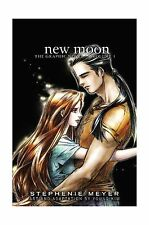 New Moon: The Graphic Novel Vol. 1 (The Twilight Saga) Free Shipping