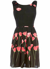 Miso Floral Sleeveless Skater for Women