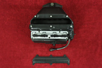 ZX6RR ~ OEM AIRBOX ASSY 05-06 ZX600N ZX6R * air box / intake housing (NO FILTER)