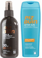 Piz Buin TAN INTENSIFIER DUO SPF 30 150ml + TI AFTERSUN 200ml for Faster Tanning