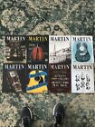 Martin,  The Journal of Acoustic Guitars (Volumes 1,3,5,6,7,8,9,10)