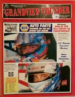 1997 Grandview Thunder Program Rahmer Kauffman Pauch  Rare