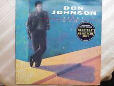 "12"" Don Johnson - Heartbeat"