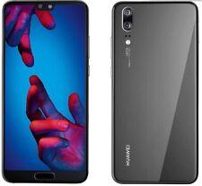 Huawei p20 eml-l09 4g Smartphone 128gb 4gb RAM SIM Frei Entsperrt-schwarz A