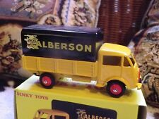 DINKY TOYS ATLAS 25 JJ FORD CALBERSON baché, 1ere version 1950, NEUF EN BOITE