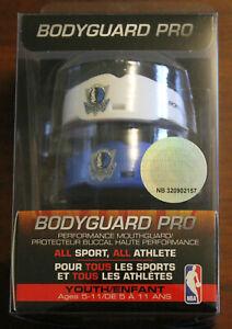 Dallas Mavericks Bodyguard Pro Youth Mouthguard/Mouth Guard - 2 pack Luka/Dirk