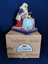 "Jim Shore Heaven Rejoice A King Is Born 7"" Figurine 4040897 Santa Claus Jesus"