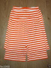 Vêtements orange pour garçon de 2 à 16 ans en 100% coton