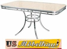 TO-20a Bel Air Diner Table Kitchen Dining Fifties Style Retro 50er Years