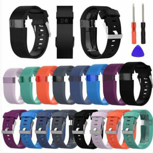 Fitbit Charge HR Replacement Band, Repair Kit with tool