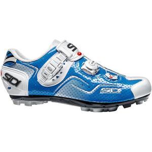 Sidi Cape Air Men's MTB Shoes Blue/White EU 42